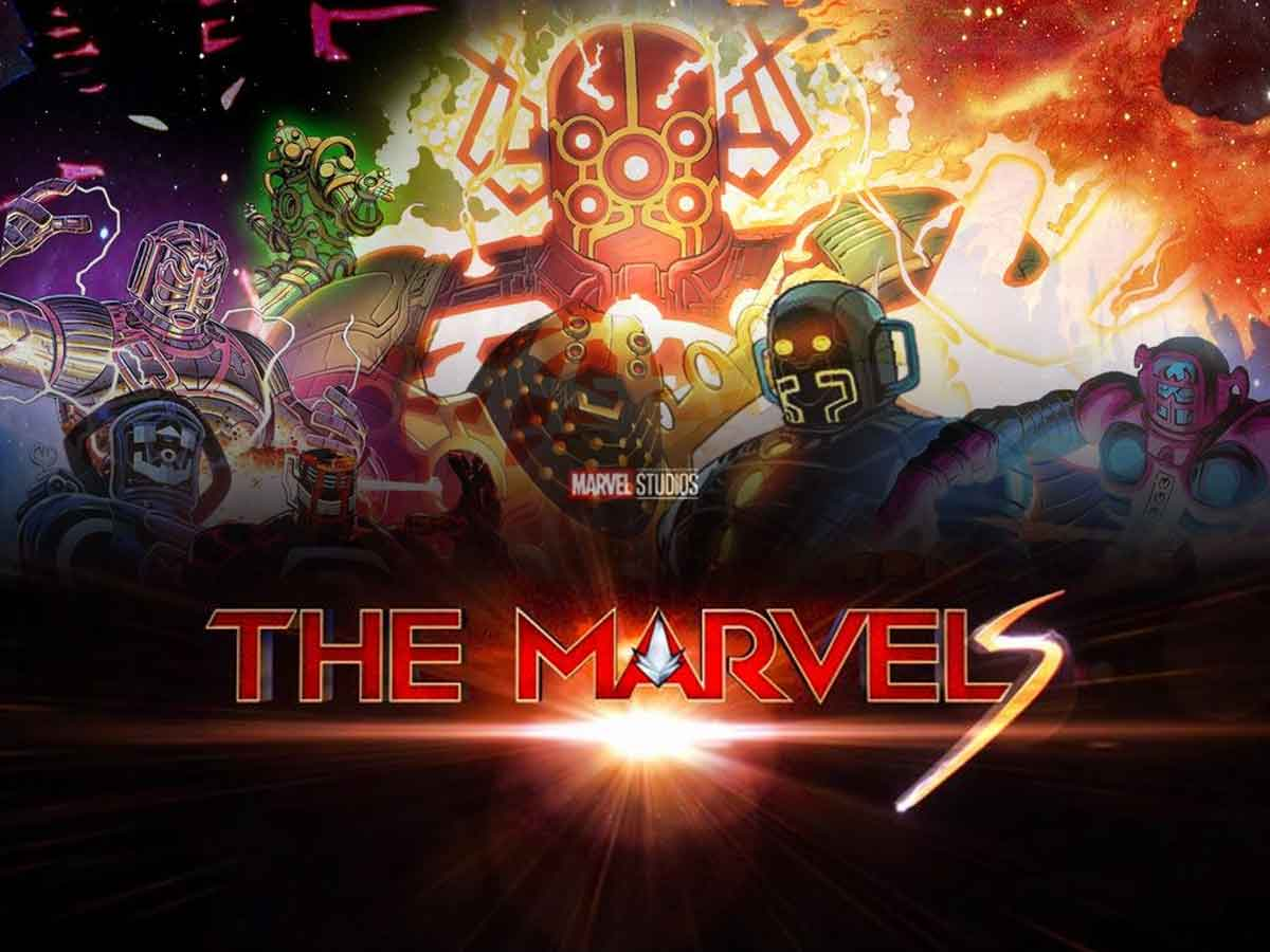 Captain Marvel 20 the Marvels will have a powerful new villain ...