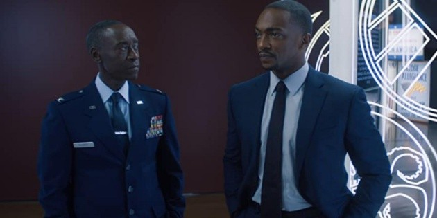 Controversy in the MCU: Don Cheadle nominated for an Emmy for two minutes of performance