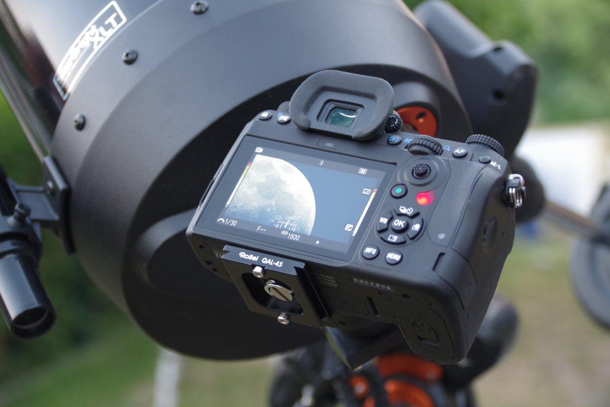 DSLR Pentax K-3 Mark III in practice: camera for astrophotography
