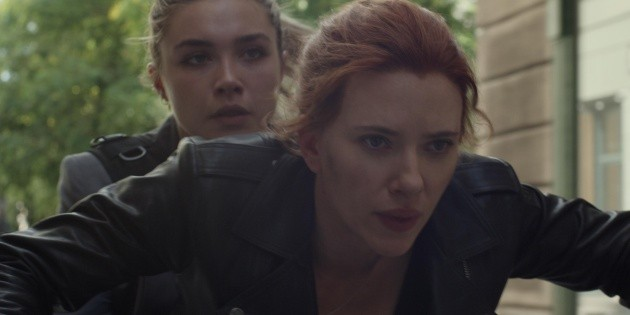 Did Black Widow's post-credits scene introduce us to an Avenger's new villain?