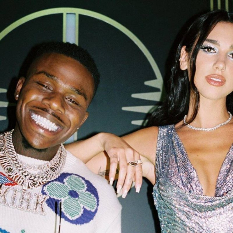 """Dua Lipa is """"horrified"""" by DaBaby's insults to the LGBT community"""