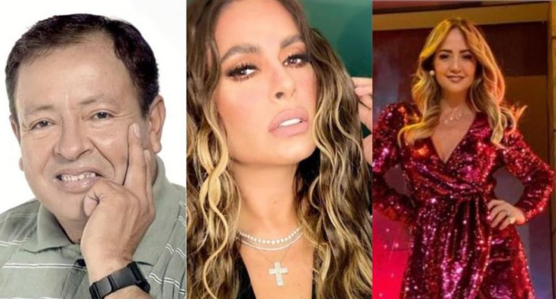 """Andrea Legarreta and Galilea Montijo on Sammy Pérez: """"He was a man with great tenderness and grace"""""""