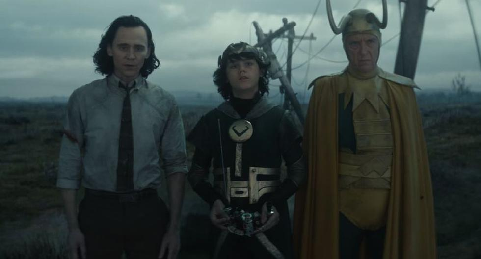 """Marvel: """"Loki"""" shows Thanos' helicopter and we tell you his story [SPOILER]"""