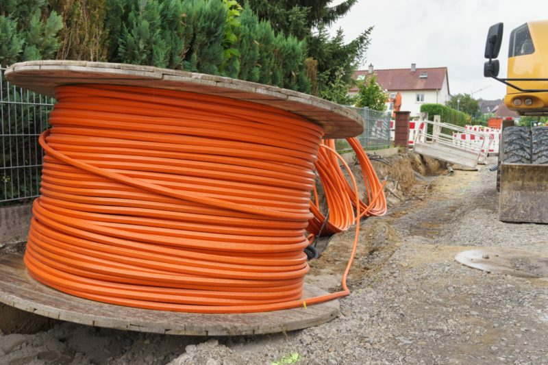 """Fiber optic expansion in Germany: """"The market works"""""""