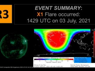 First solar X-class flare since 2017 caused GPS and radio interference