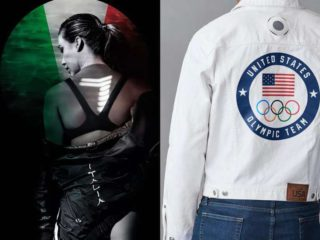 From Armani to Raph Lauren: the Tokyo Olympics in the sights of fashion