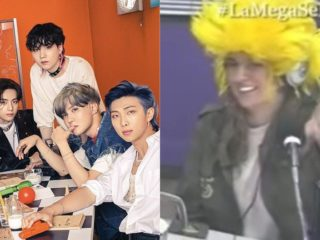 South Korean news outlet described as xenophobia the mockery made by radio hosts 'La Mega' about BTS