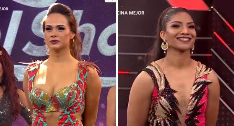 """Jossmery Toledo and Carla Rueda 'Cotito' are the sentenced of the week in """"Reinas del Show""""    VIDEO"""