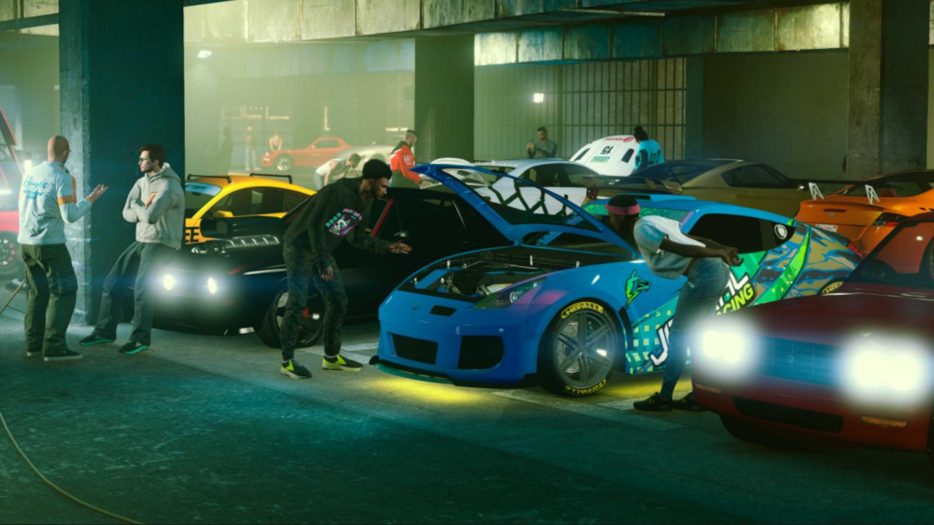 Fast and Furious: Los Santos Drift