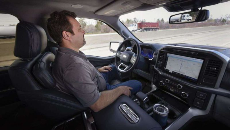 General Motors sued Ford for copying the name of its autonomous driving system