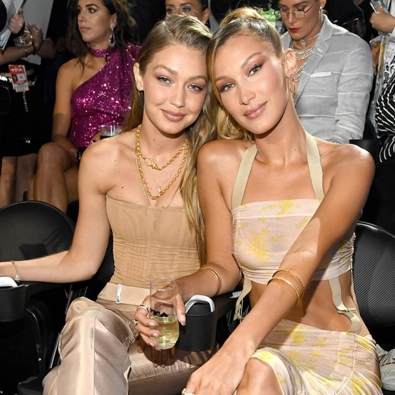 Gigi Hadid proves Bella Hadid is the coolest aunt with her daughter Khai