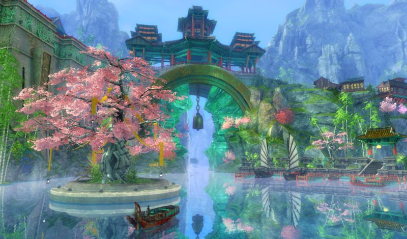 Guild Wars 2 Announces Release Date and First Details for its End of Dragons Expansion