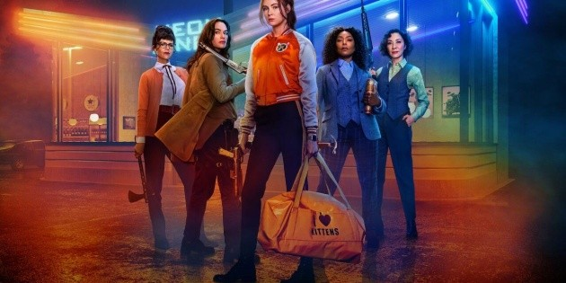 Gunpowder Milkshake, the Netflix movie with a Marvel actress that everyone talks about: When does it arrive in Latin America and Spain?