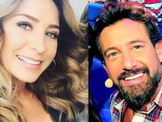 What did Gabriel Soto say about Geraldine Bazán's new relationship?