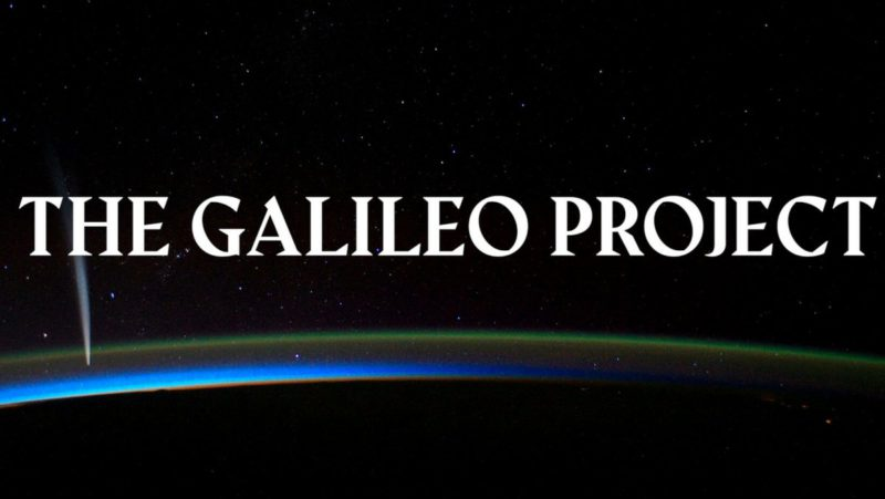 Harvard University: Project for a systematic search for alien artifacts