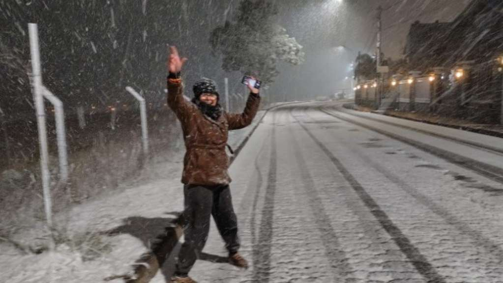 Historic: it snowed in Brazil and temperatures could be the lowest in 65 years