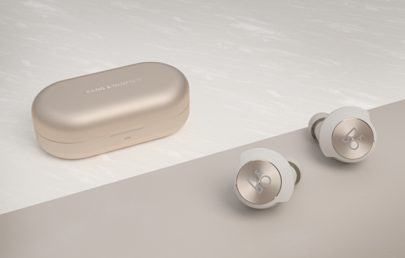 In-ear headphones: Bang & Olufsen shows Beoplay EQ for 400 euros