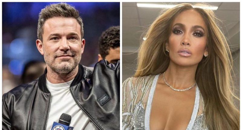 Jennifer Lopez and Ben Affleck: the theory that the relationship could be a marketing campaign