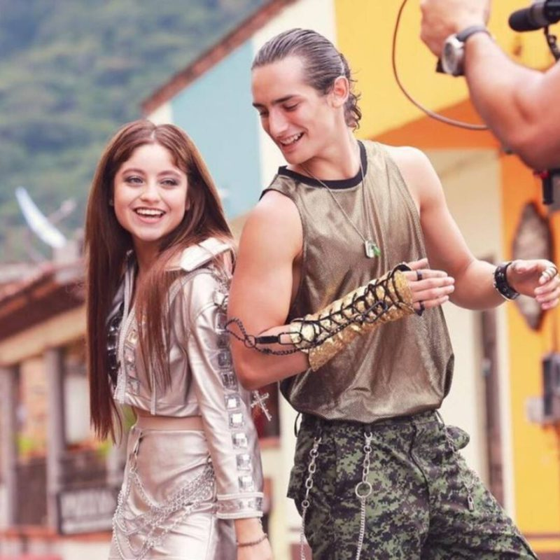 Karol Sevilla and Emilio Osorio confirm their romance in this sweet way