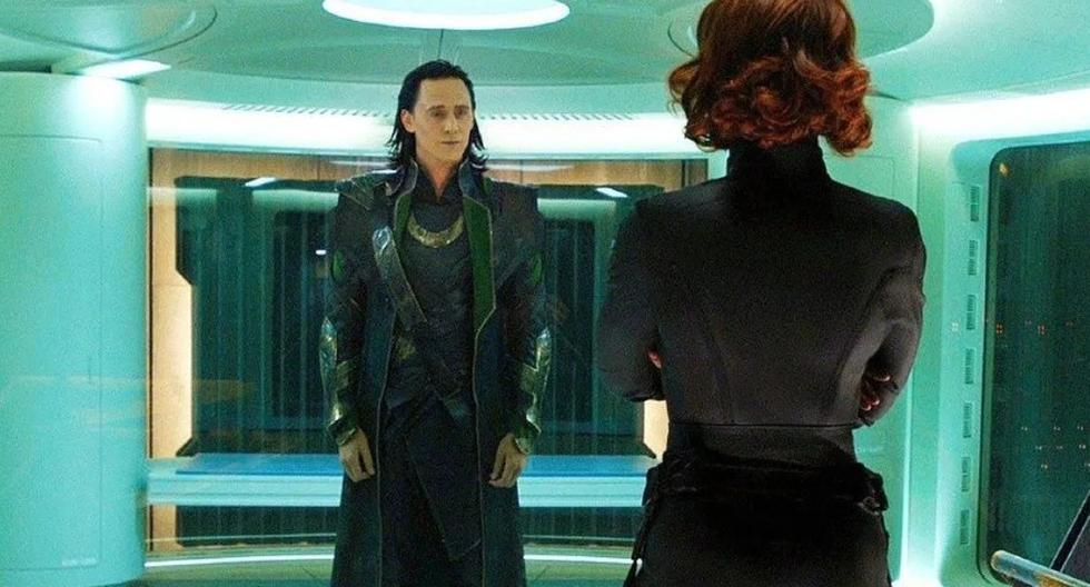 Black Widow reveals the meaning of this conversation with Loki after nine years