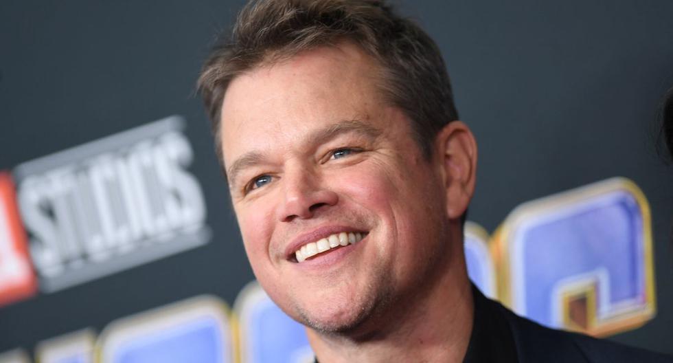 "Marvel: Matt Damon talks about his ""secret"" role in ""Thor Love and Thunder"""