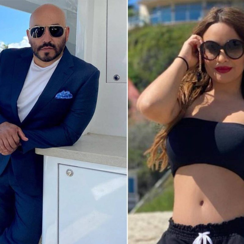 Lupillo Rivera confirmed his complaint against Mayeli Alonso
