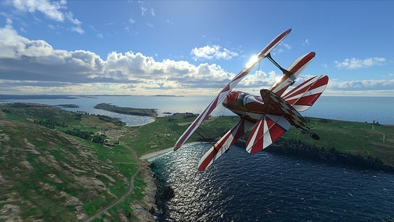 Microsoft Flight Simulator will improve the FPS without asking for more power to your PC, and new details arrive on the version for Xbox Series X / S