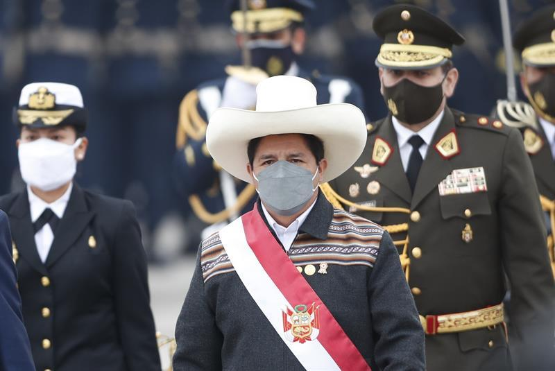 Nefarious day for the shares and the currency of Peru, after the inauguration of Castillo