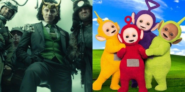 Nobody noticed: the hidden reference to the Teletubbies in the Loki series