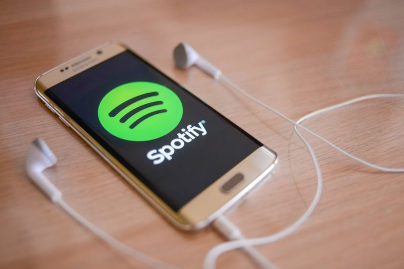 Number of users on Spotify is growing more slowly than expected