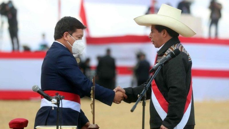 Pedro Castillo: what the controversial cabinet of ministers he has elected says about his government in Peru