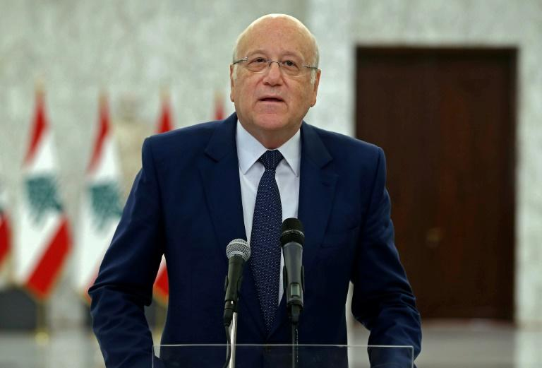 Prime Minister-designate in Lebanon begins meetings to form government