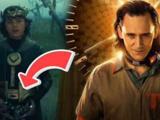 They reveal what is this device that Kid Loki uses in the Marvel series