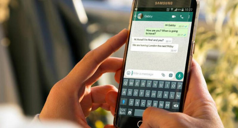 So you can know with what name or nickname your contacts saved you on WhatsApp