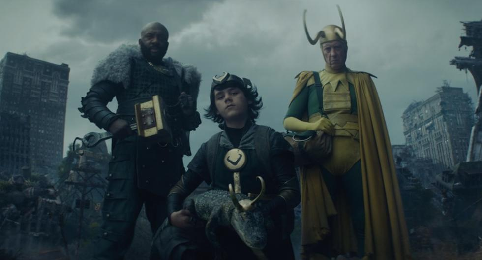 """""""Loki"""": who are these characters from the post-credits scenes of chapter 4?"""