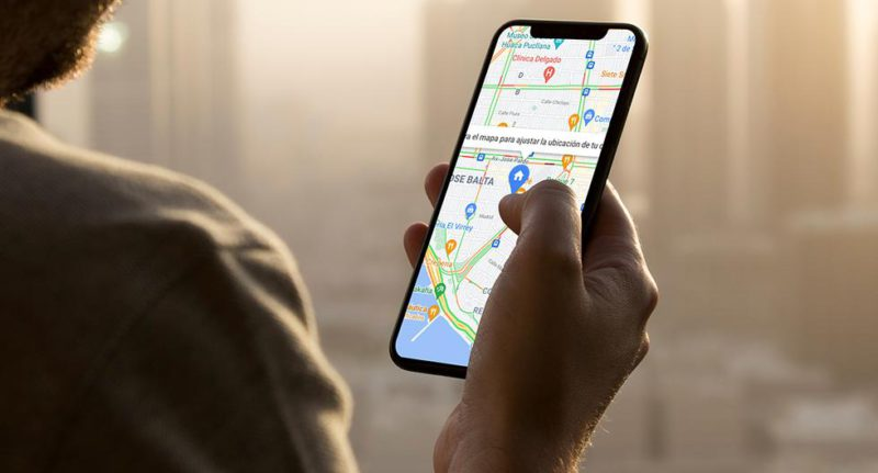 Google Maps: how to create the shortcut for one or more routes