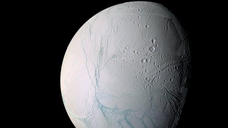 Saturn's moon Enceladus: are methane emissions an indication of life?