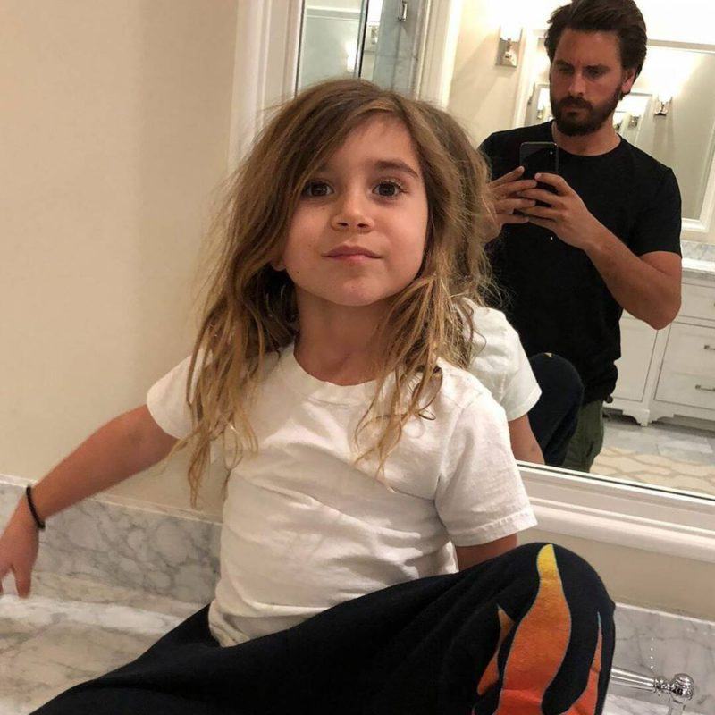 See why the internet is so confused by the latest photo of Penelope Disick