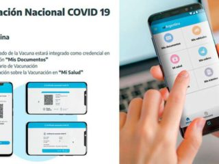 Step by step, how to obtain the digital vaccination certificate through the Mi Argentina app