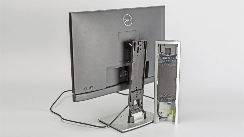 Superkompakter Business-PC im Test: Dell Optiplex 7090 Ultra Form Factor