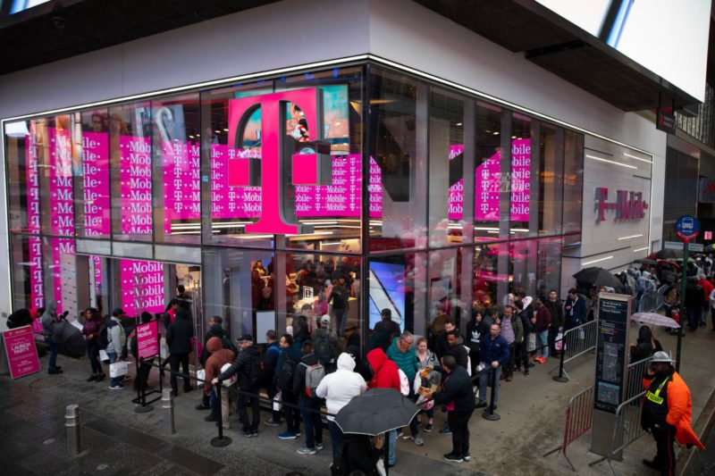 T-Mobile US reports leap in profit and strong customer growth