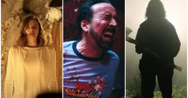 The 10 highest grossing horror movies of 2021