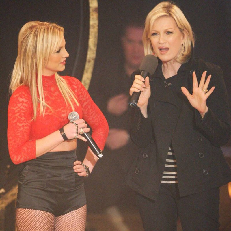 The 7 Most Awkward Moments From Britney Spears' Interview With Diane Sawyer In 2003
