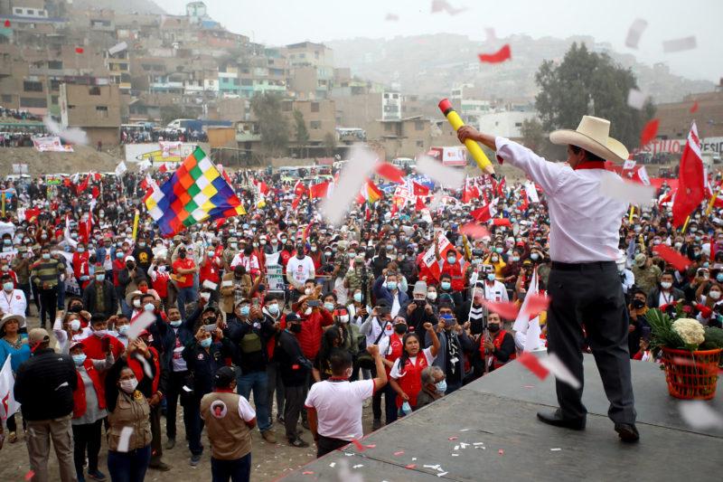 The Peru that awaits Pedro Castillo