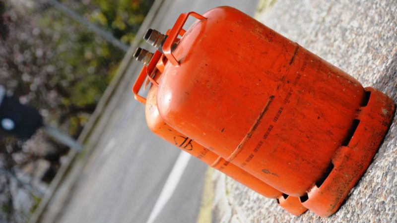 The butane cylinder rises this Tuesday by 4.99% to 15.37 euros