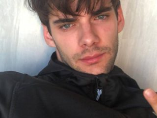 The gay character of Álvaro Rico after Polo en Elite