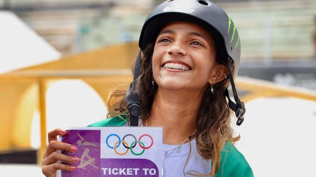 The incredible story of Rayssa Leal: she is 13 years old, goes to elementary school and is a candidate for the Olympic gold in Tokyo