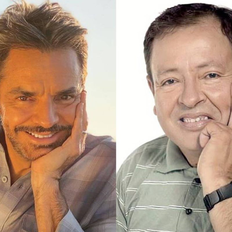 The moving message with which Eugenio Derbez says goodbye to his friend Sammy Pérez