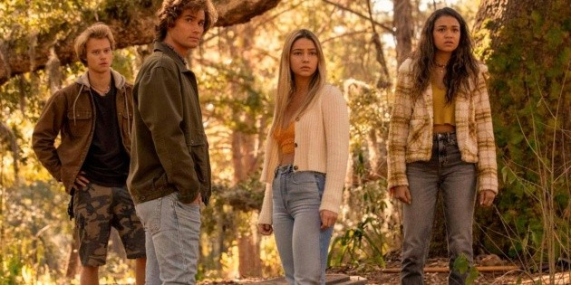 The teenage series that in just 24 hours became the most viewed on Netflix