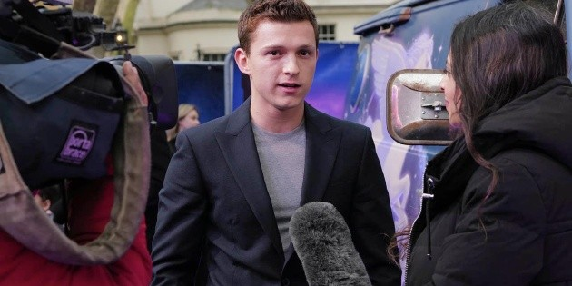 Tom Holland's reaction after his romance with Zendaya went viral